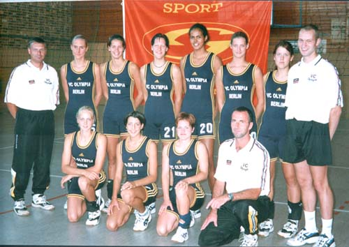 volleyball frauen 2. bundesliga